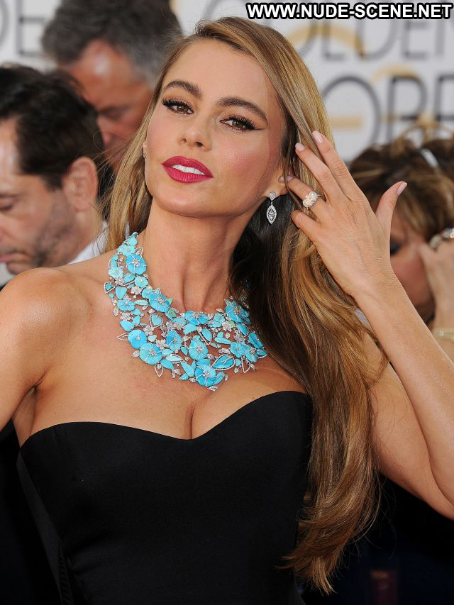 Sofia Vergara No Source Blonde Sexy Dress Celebrity Colombia Babe