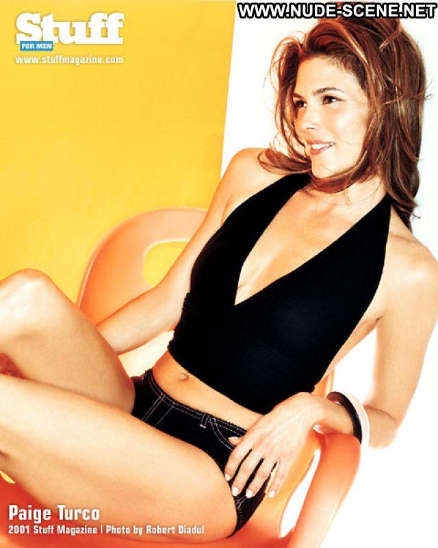 Nude paige turco Paige Turco