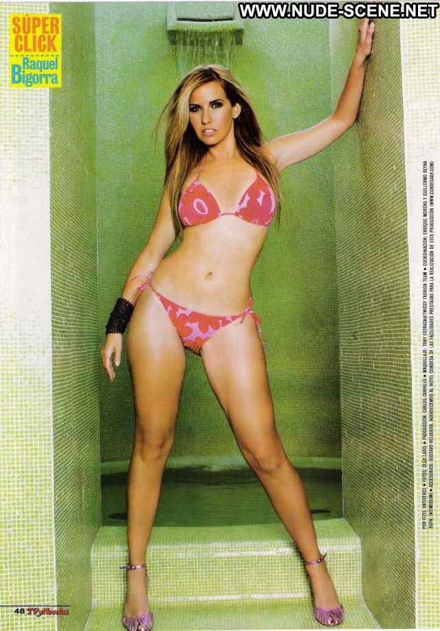 Raquel Bigorra Blonde Blue Eyes Posing Hot Cuba Posing Hot Latina