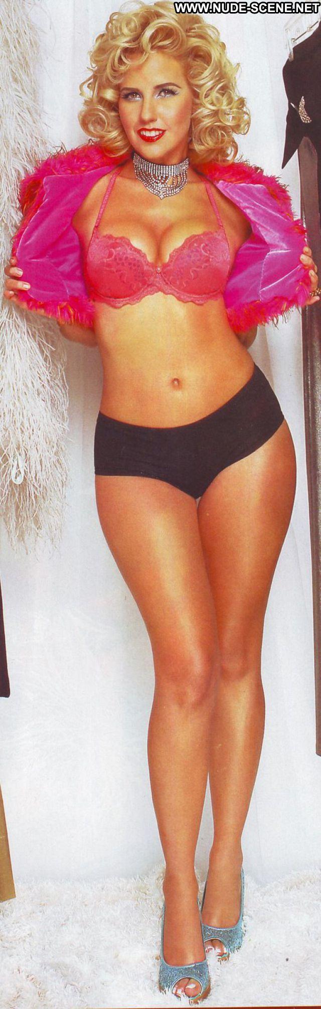 Raquel Bigorra Blonde Blue Eyes Celebrity Nude Scene Posing Hot Nude