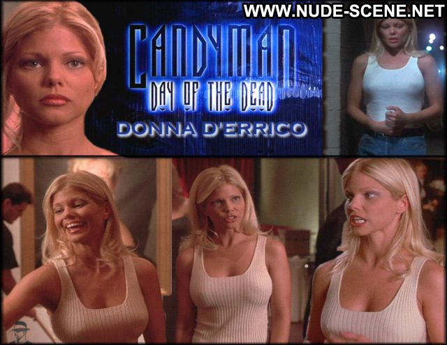 Donna Derrico No Source Blonde Celebrity Big Tits Posing Hot Posing