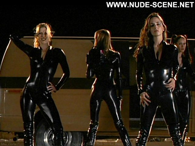 Eliza Dushku Nude Sexy Scene Latex Fetish Showing Tits Horny