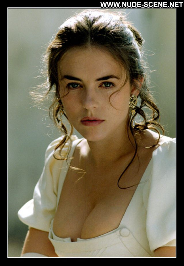 Elizabeth Hurley Nude Sexy Scene British Sexy Dress Gorgeous
