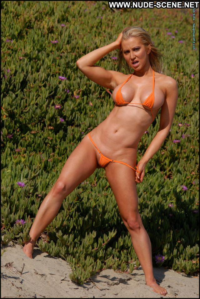 Eva Derrek Blonde Thong Ass Beach Tits Nude Big Ass Cute Hot Posing