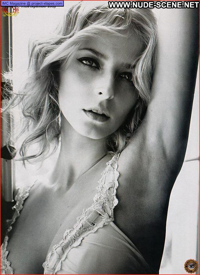 Eva Padberg No Source Cute Posing Hot Nude Scene Babe Big Tits Hot