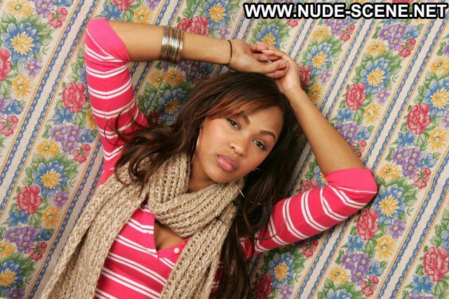 Meagan Good No Source Celebrity Nude Babe Posing Hot Ebony Nude Scene