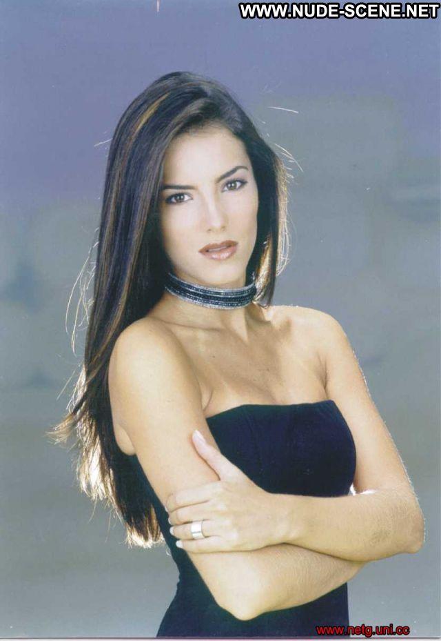 Gabi Espino No Source Babe Venezuela Latina Hot Brunette Nude Posing