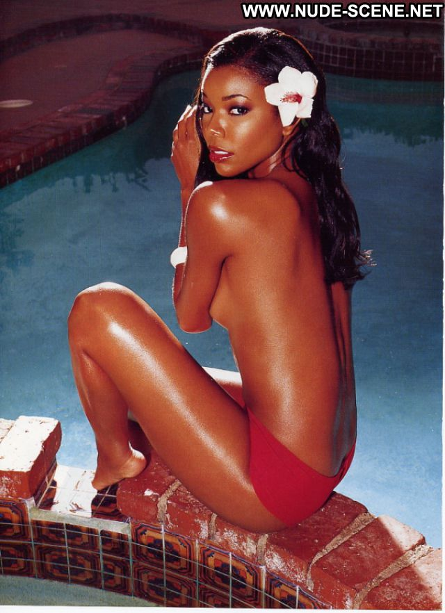 Gabrielle Union No Source Celebrity Ass Cute Posing Hot Nude Scene