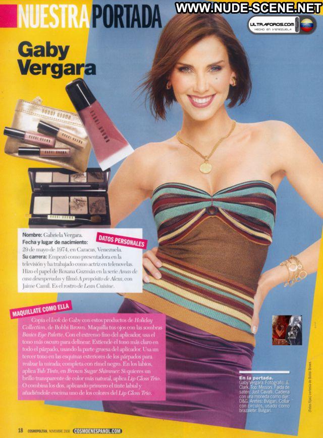 Gaby Vergara No Source Latina Brown Hair Posing Hot Nude Scene