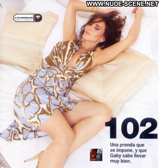 Gaby Vergara No Source Cute Brown Hair Posing Hot Nude Scene Babe