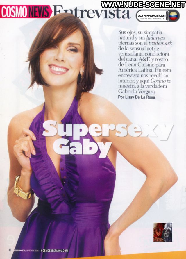 Gaby Vergara No Source Celebrity Nude Hot Venezuela Latina Babe Nude