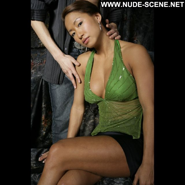 Gail Kim No Source Posing Hot Hot Sexy Dress Nude Scene Babe Asian