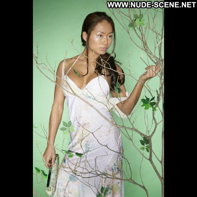 Gail Kim No Source Nude Hot Cute Nude Scene Sexy Dress Babe Asian