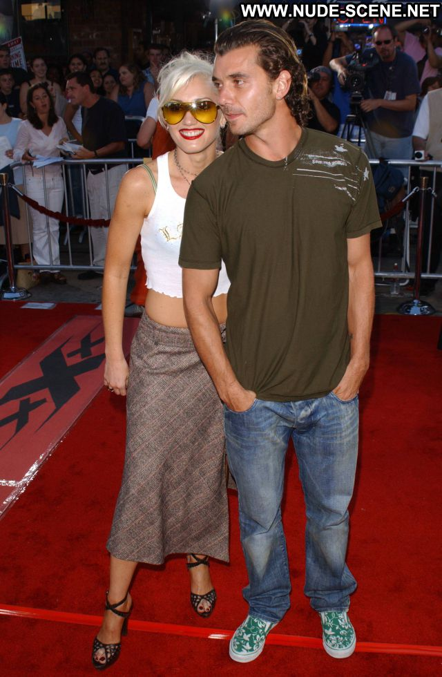 Gwen Stefani No Source Celebrity Sexy Celebrity Nude Babe Blonde