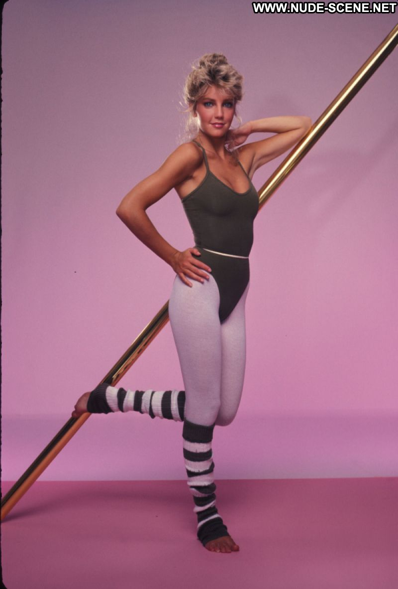 Hot Blonde Workout 86