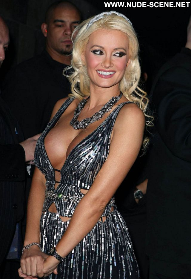Holly Madison Nude Sexy Scene Sexy Dress Big Tits Blonde Hot