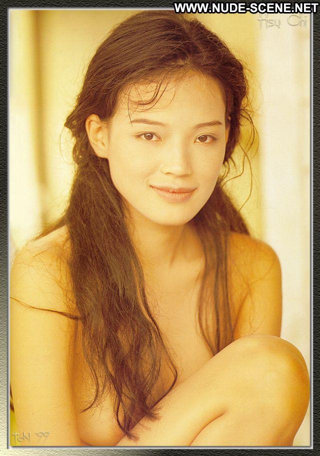 Hsu Chi No Source Nude Lingerie Posing Hot Nude Scene Asian Celebrity