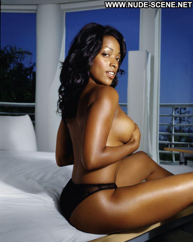 Kalita Smith No Source Posing Hot Lingerie Posing Hot Celebrity Hot