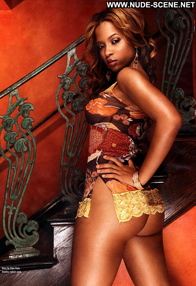 Karrine Steffans No Source Nude Big Tits Ebony Celebrity Tits Babe