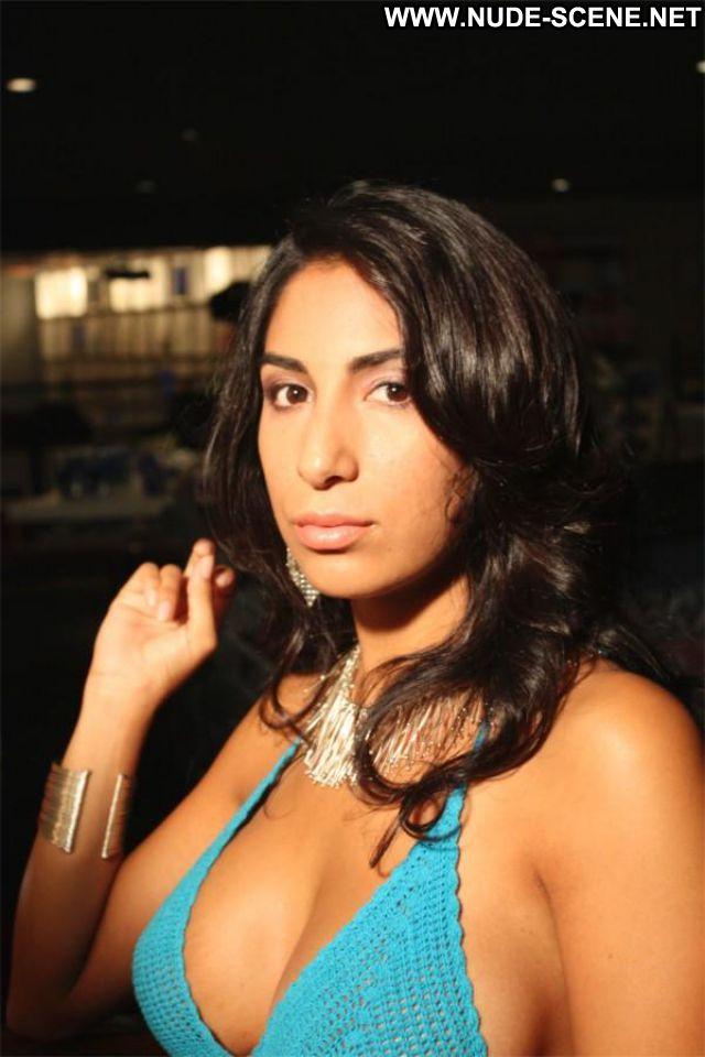 Liana Mendoza No Source Nude Scene Tits Big Tits Latina Posing Hot