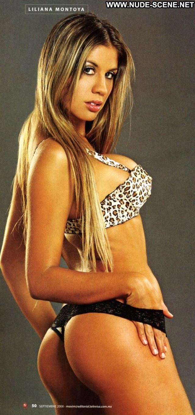 Liliana Montoya No Source Babe Latina Ass Blonde Nude Celebrity