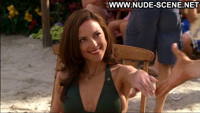 Lola Glaudini Nude Sexy Scene Criminal Minds Lingerie Bikini