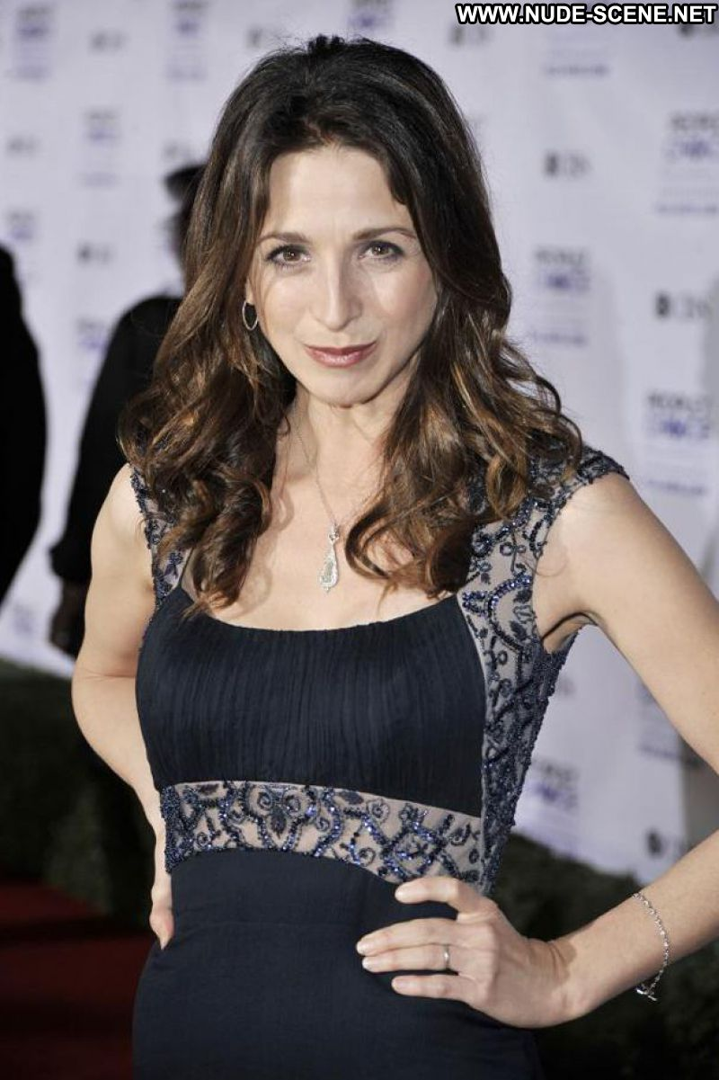 Marin Hinkle No Source Celebrity Posing Hot Babe Brown