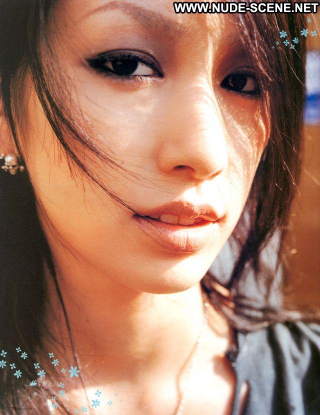 Mika Nakashima No Source Babe Celebrity Hot Posing Hot Asian Nude