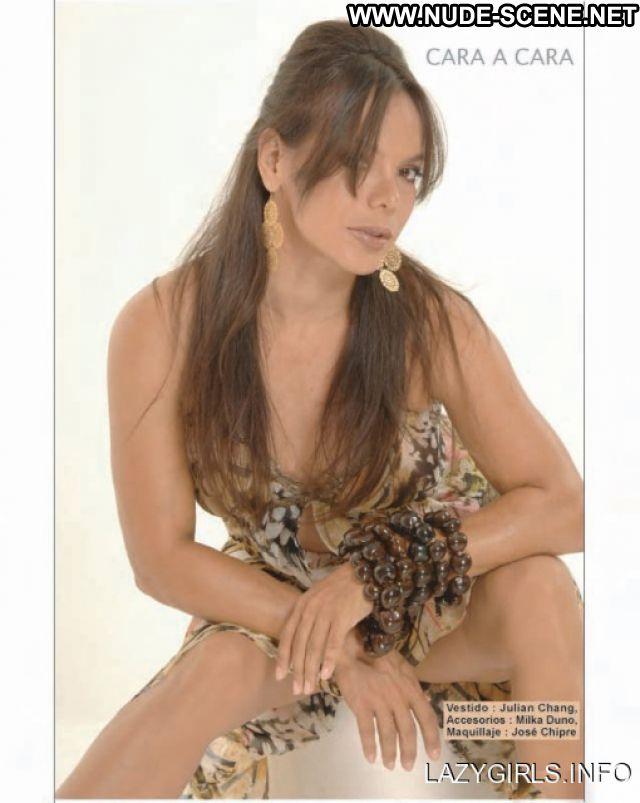 Milka Duno No Source Babe Nude Scene Posing Hot Celebrity Celebrity