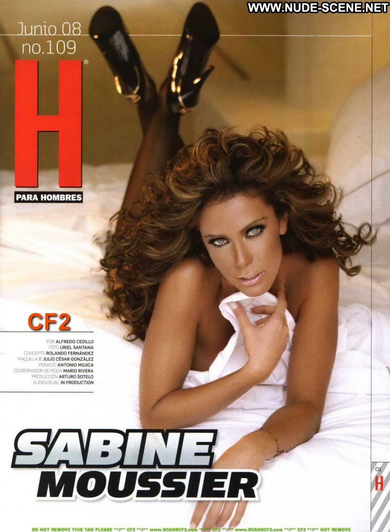 Moussier  nackt Sabine Sabine Moussier: