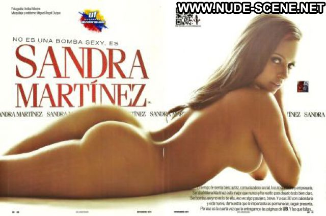 Sandra Martinez No Source Nude Scene Latina Posing Hot Venezuela Nude