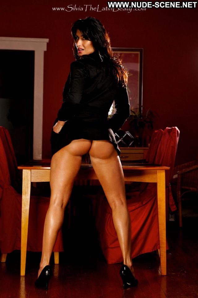 Silvia Gonzalez No Source Posing Hot Nude Celebrity Big Ass Ass Cute