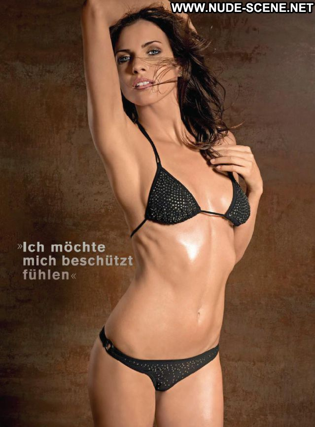 Veronica Hugo No Source Cute Hot Babe Latex Celebrity Posing Hot