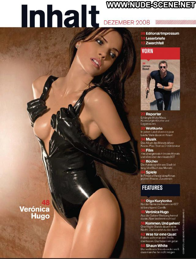 Veronica Hugo Fetish Celebrity Hot Posing Hot Celebrity Babe Cute