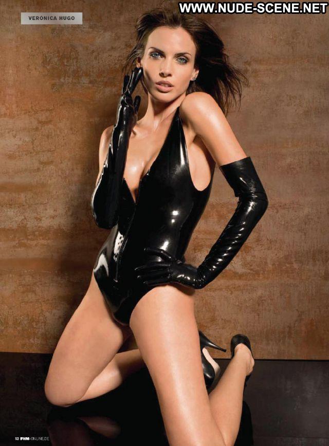 Veronica Hugo No Source Nude Scene Fetish Celebrity Cute Hot Latex