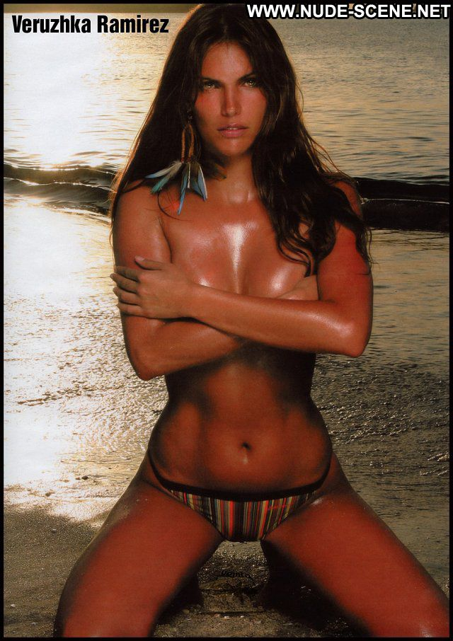 Veruzhka Ramirez No Source Babe Posing Hot Cute Venezuela Nude Latina
