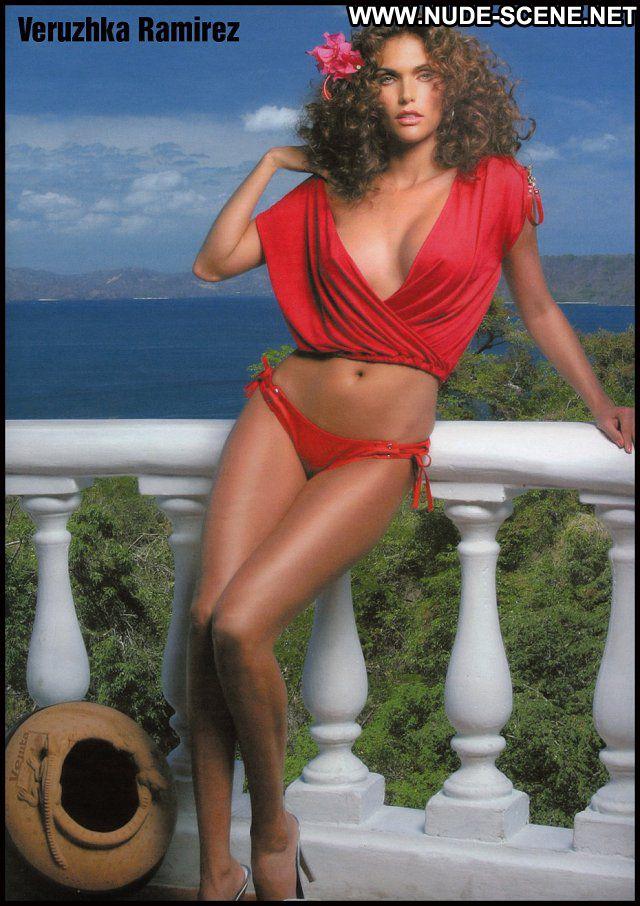 Veruzhka Ramirez No Source  Celebrity Hot Celebrity Posing Hot Latina