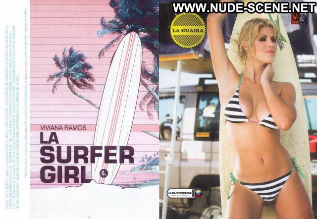 Viviana Ramos No Source Babe Posing Hot Bikini Latina Nude Blonde Hot