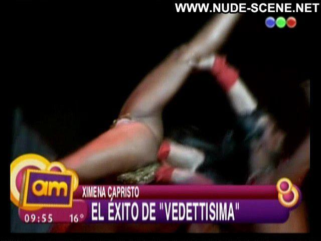 Ximena Capristo No Source Latina Hot Pussy Celebrity Big Tits Cute