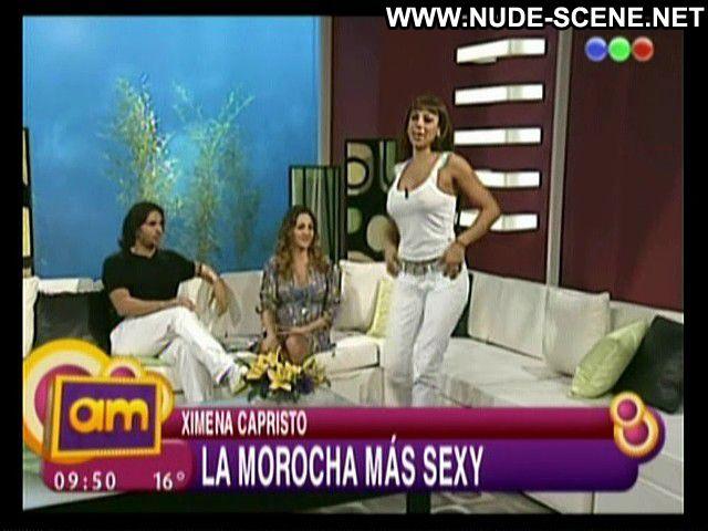 Ximena Capristo No Source Posing Hot Posing Hot Hot Babe Latina Nude