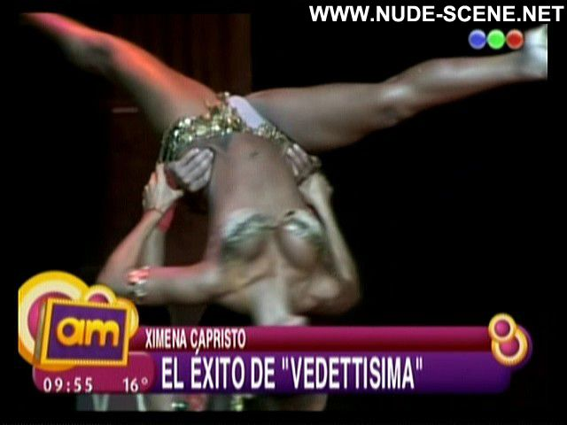 Ximena Capristo No Source  Tits Dancing Babe Celebrity Showing Pussy