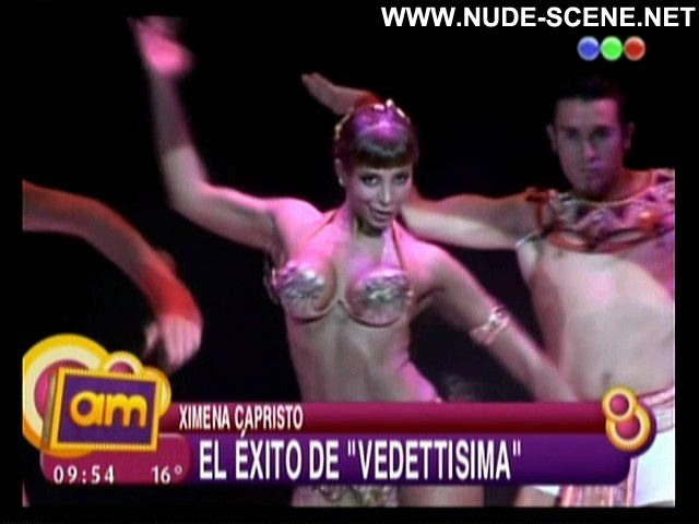Ximena Capristo No Source Cute Nude Showing Pussy Dancing Celebrity