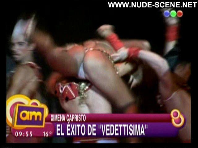 Ximena Capristo No Source Nude Scene Pussy Posing Hot Dancing Hot