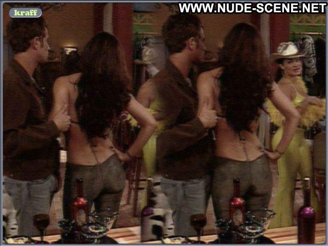 Zharick Leon Small Tits Posing Hot Brunette Nude Posing Hot Nude