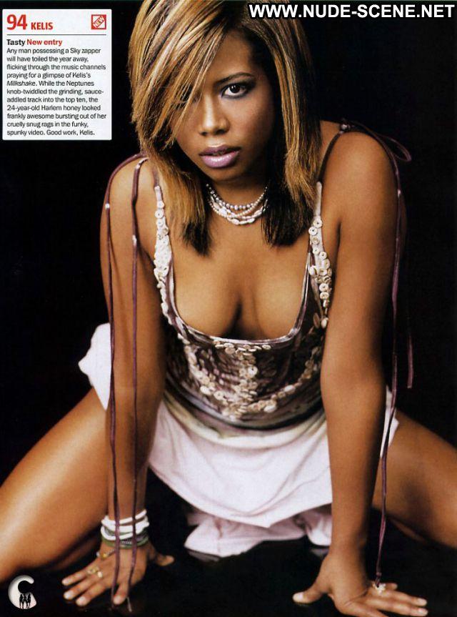 Kelis No Source Nude Big Ass Cute Ebony Ass Celebrity Posing Hot