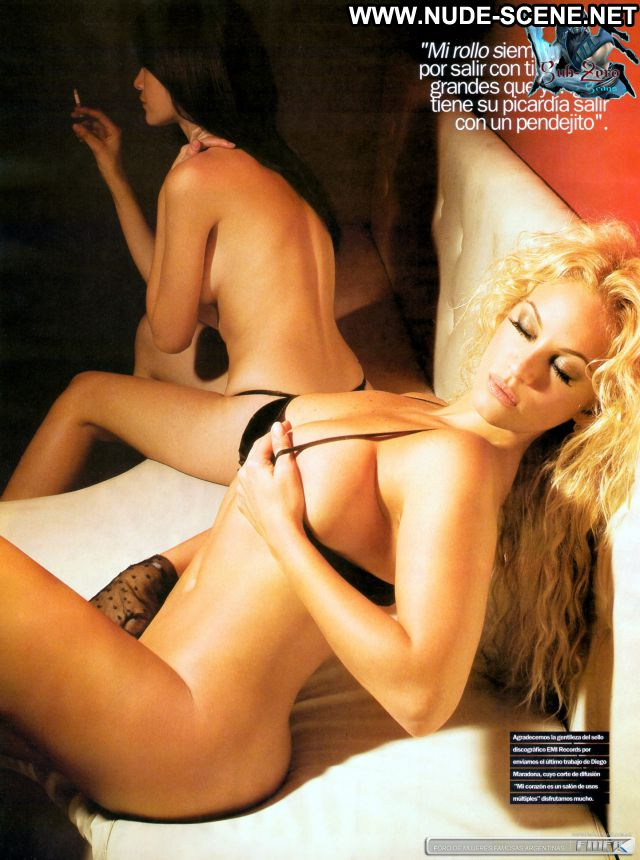 Maria Eugenia Rito Nude Sexy Scene Bombshell Latina Big Ass