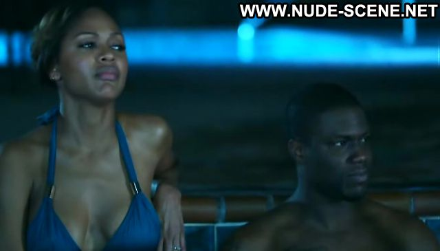 Meagan Good 35 And Ticking Pool Bikini Celebrity Nude Scene