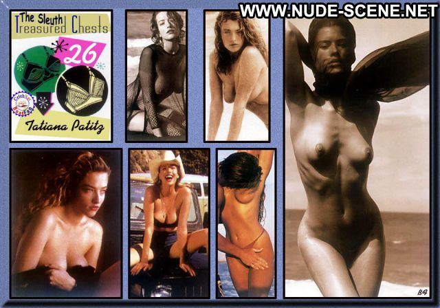 Tatjana Patitz No Source Tits Celebrity Nude Cute Posing Hot Posing