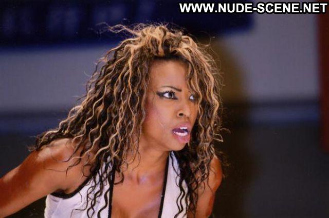 Trenesha Biggers No Source Posing Hot Babe Celebrity Posing Hot Nude