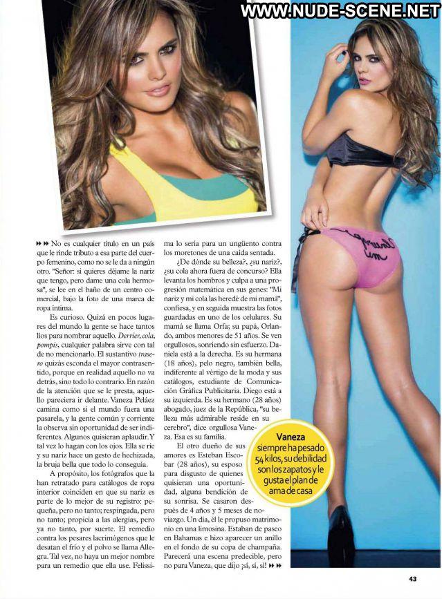 Vaneza Pelaez Nude Sexy Scene Latina Big Ass Big Tits Blonde